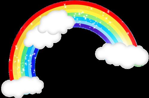 vector library stock Mushroom clipart rainbow. Spd png album scenery.