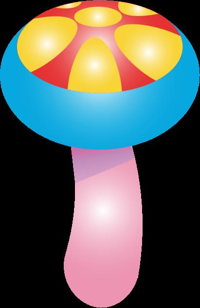 png transparent Mushroom clipart trippy. Magic medium image png.