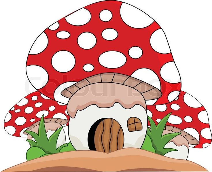 clipart black and white download Mushrooms clipart leprechaun. Free download best on.