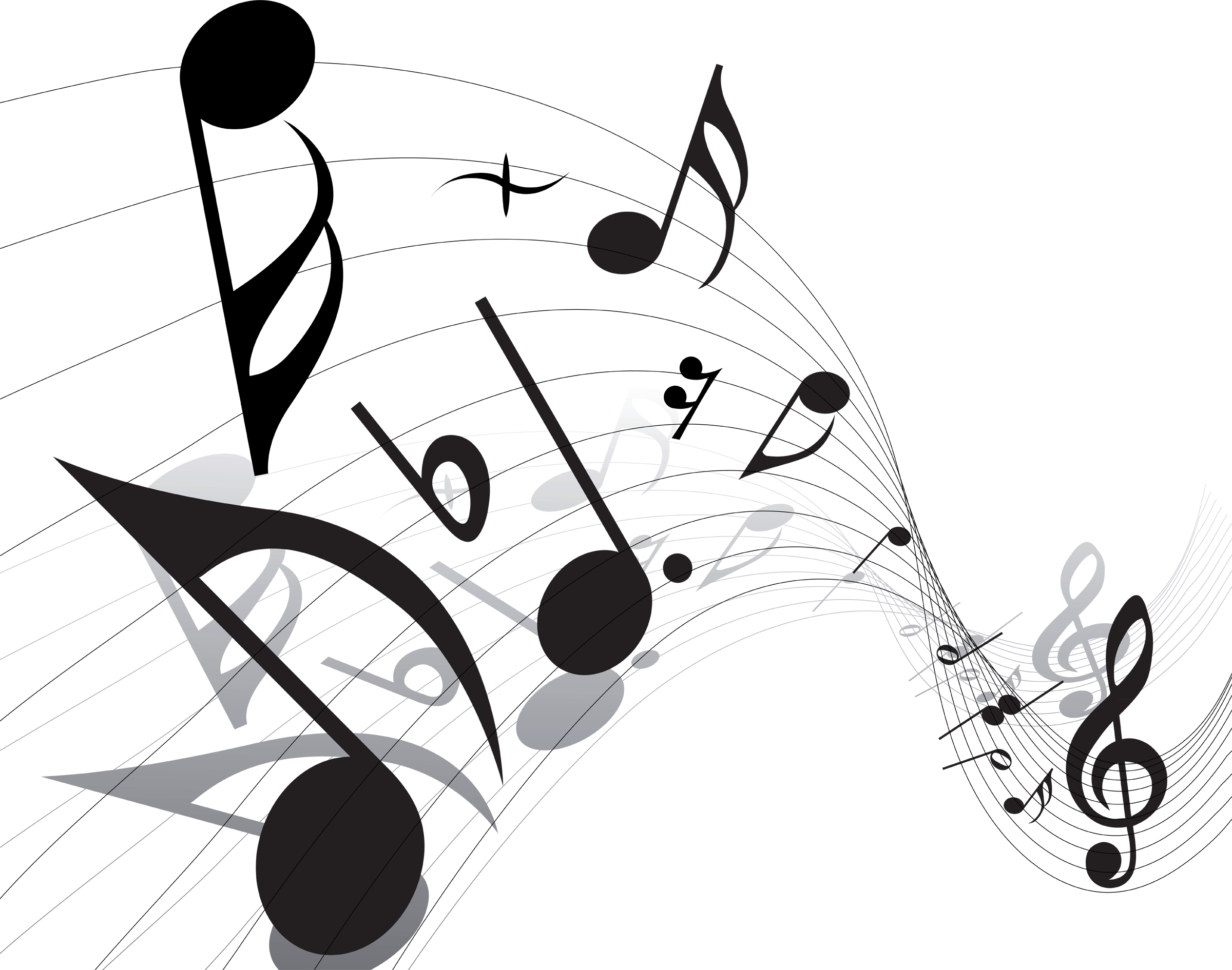 image royalty free stock Music Notes Png Vector
