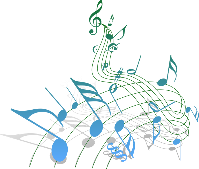 clip freeuse library Free Music Note Clipart