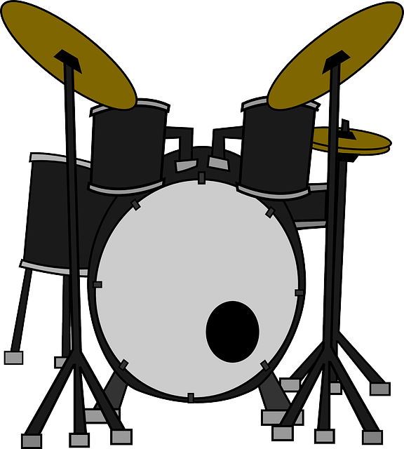 vector library library Set outline panda free. Music clipart drum.