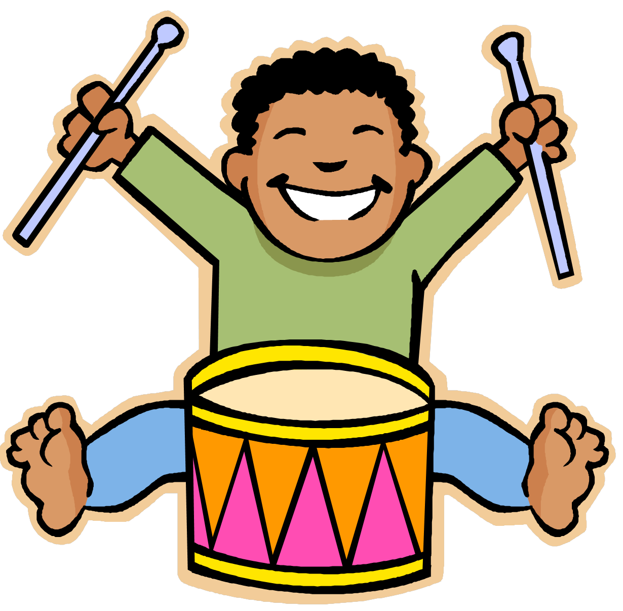picture freeuse download Concert clip art best. Music kids clipart.