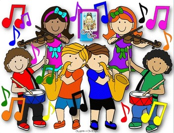 jpg royalty free stock Free winter concert cliparts. Music clipart for kids
