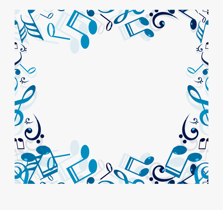 clip art freeuse stock Musical note clip art. Music clipart borders.