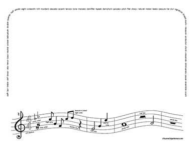 graphic transparent library Music clipart borders. Free border cliparts download