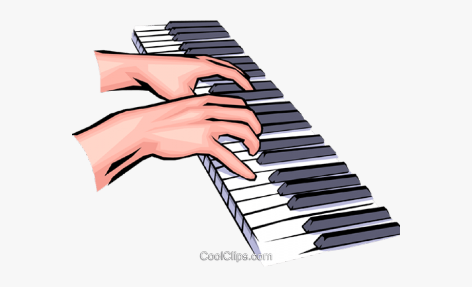 library Musical keyboard clipart. Music images clip art