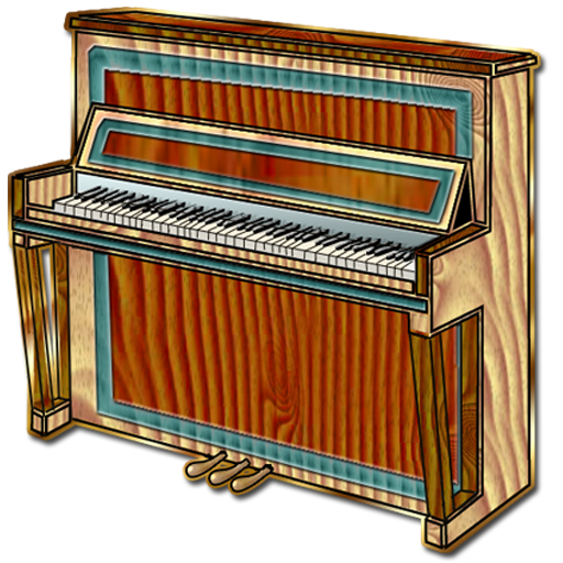 clip art download Musical keyboard clipart. Piano upright pencil and