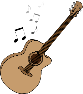 png free download Musical instruments next cc. Musician clipart air guitar.