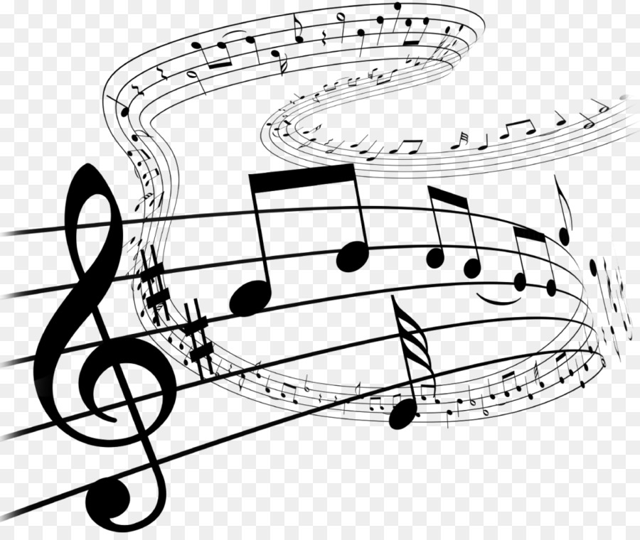 picture library Png musical notes free. Musician clipart music dancing.