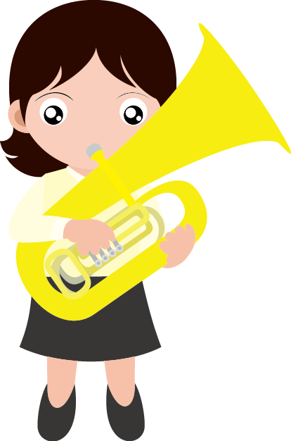graphic royalty free library Dan a m sica. Musician clipart music dancing.