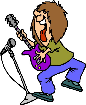 png library library Free download clip art. Musician clipart rock star.