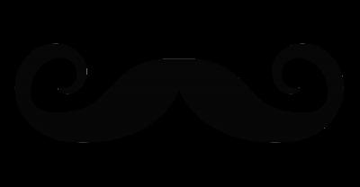 clip art transparent library Mustache clipart. Png photos transparentpng