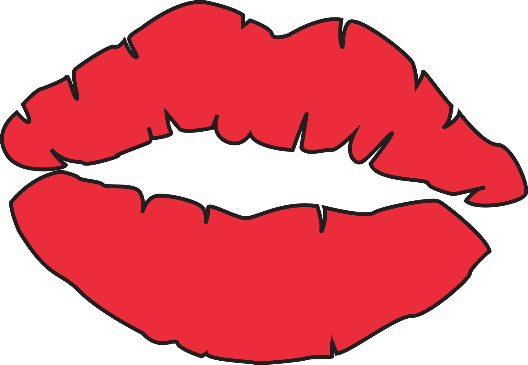 banner royalty free stock Mustache clipart lipstick. Cartoon free on dumielauxepices.
