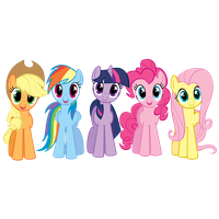 jpg transparent download My little clipart. Download pony free png.