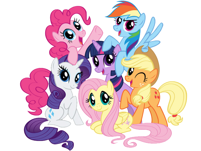 banner freeuse library My little clipart png. Pony pic