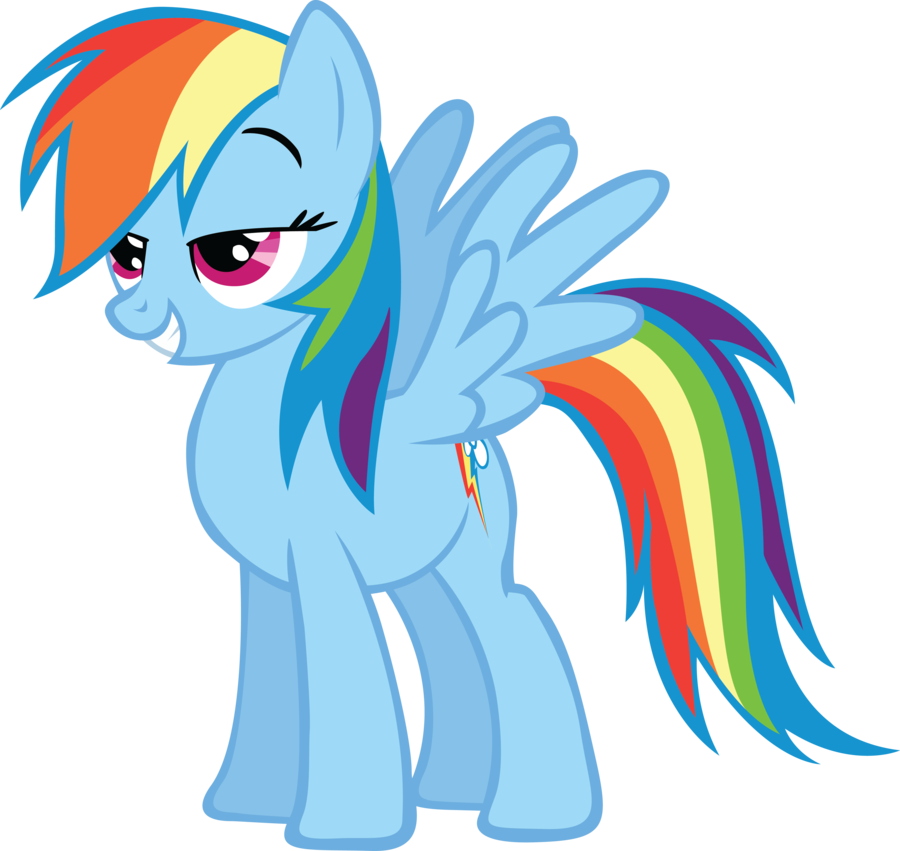 vector free stock Drawing rainbows easy. Rainbow dash animated spinning