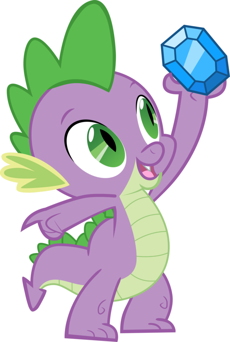 graphic royalty free My little clipart spike. Pinterest pony google and.