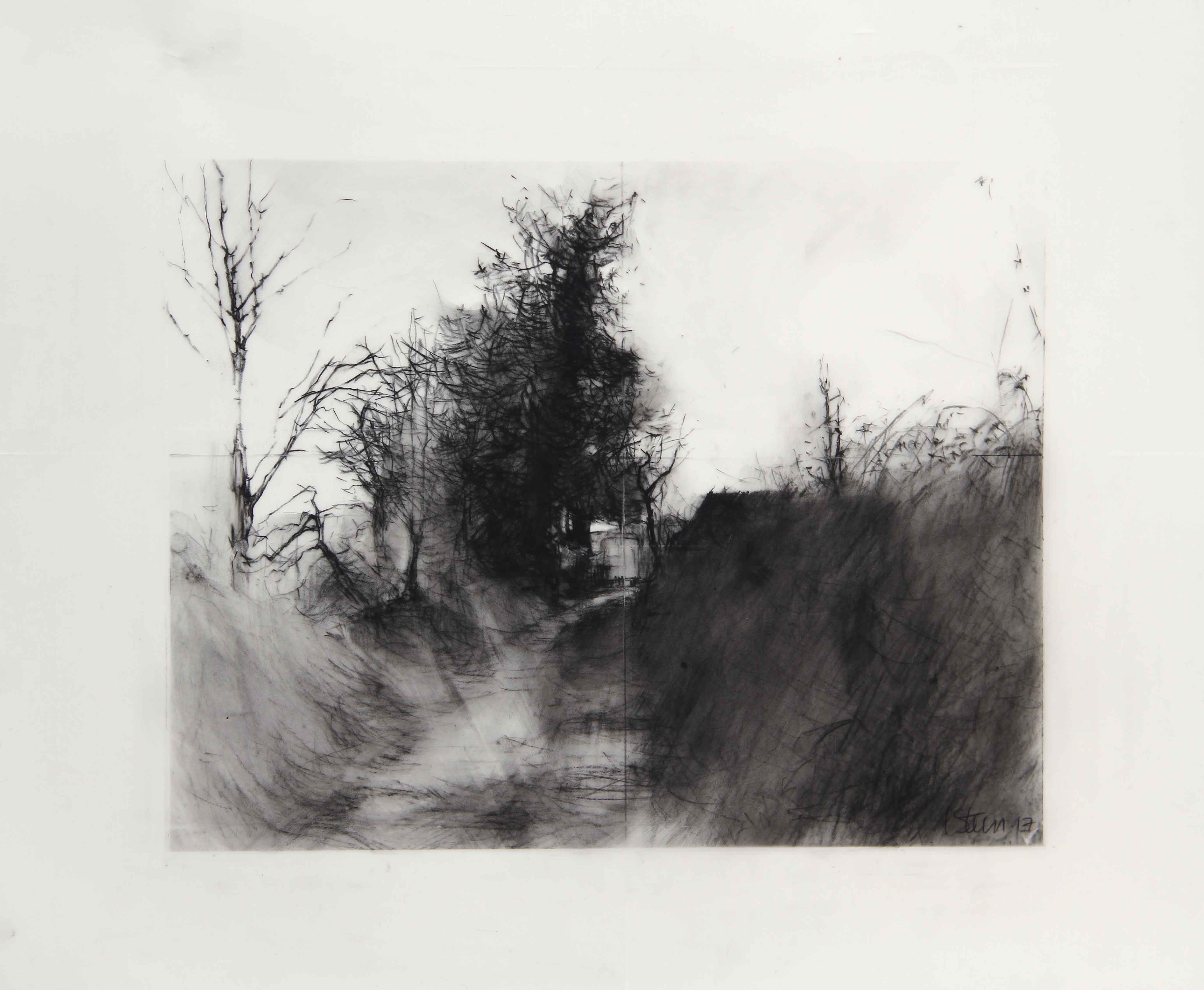 jpg library stock Laurie steen cube gallery. Mylar drawing