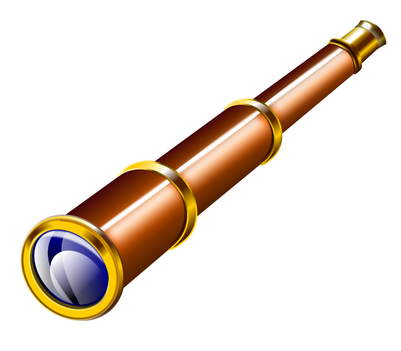 picture free download Pencil and in color. Mystery clipart spyglass.