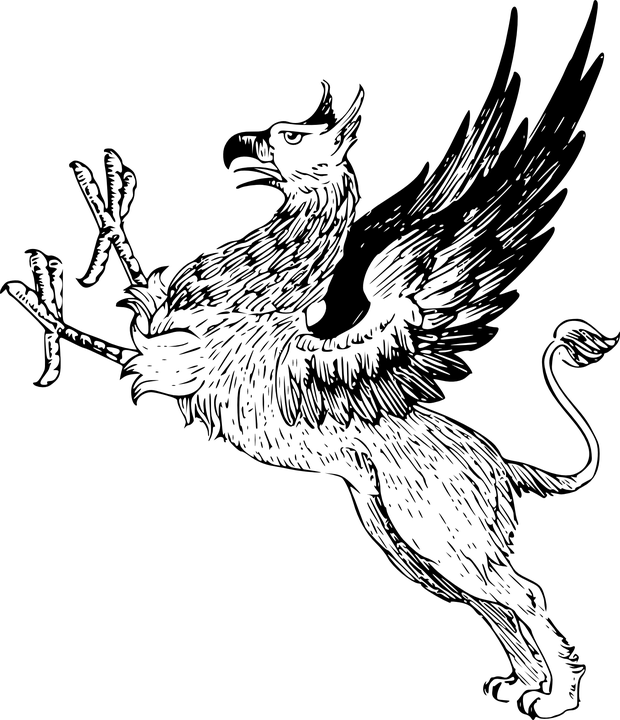 jpg transparent stock Gargoyles drawing griffin. Free image on pixabay