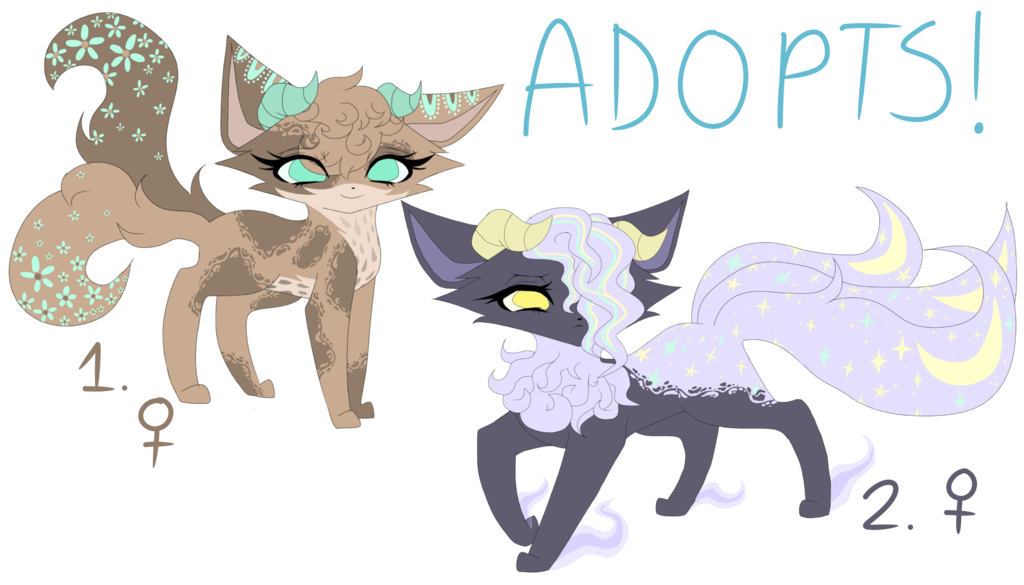 image free Mythical Cats Adopts Batch