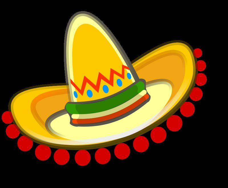 png download  collection of nachos. Cinco de mayo clipart sombrero.