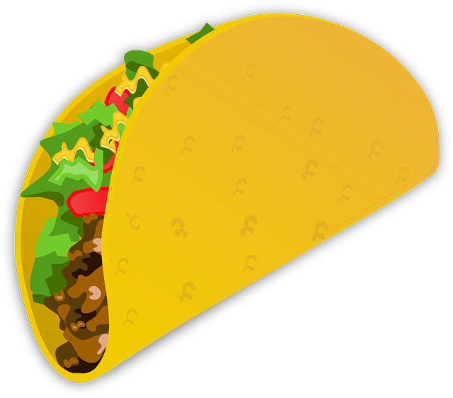 jpg free stock Nacho clipart. Taco free on dumielauxepices