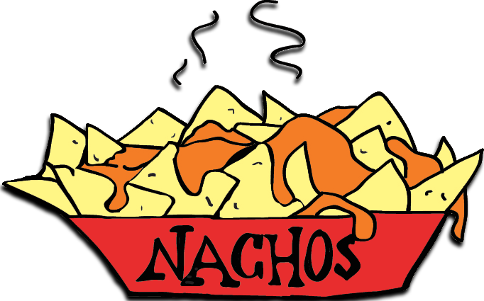image black and white Nacho clipart. Sale free on dumielauxepices