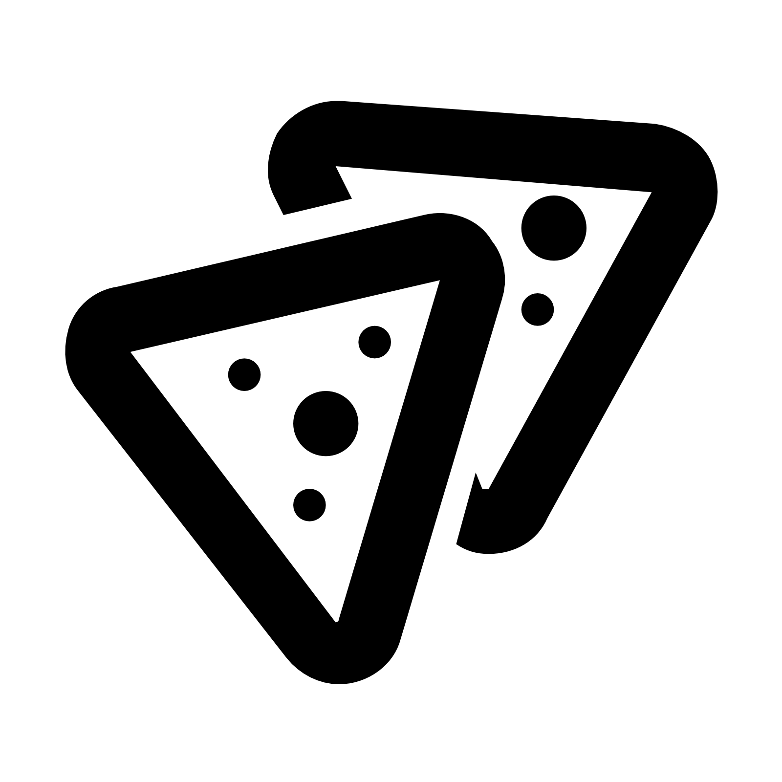 image black and white Nacho clipart melted cheese. Free png nachos and.
