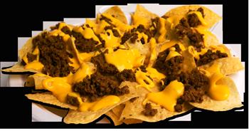 svg stock Nacho clipart melted cheese. Favorites menu taco bob.