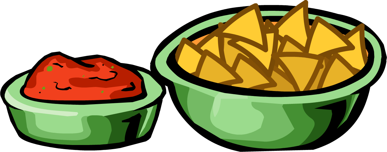 banner library stock Nachos clipart food item. Chips club penguin wiki.