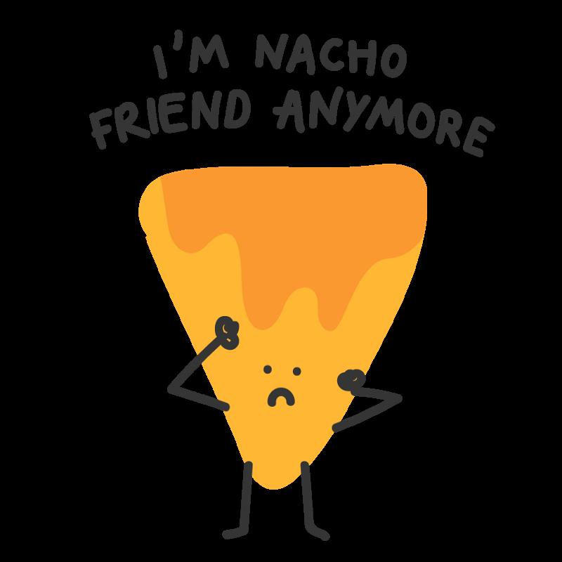 jpg freeuse stock Nacho clipart party. Lettuce gyan lakhwani medium.