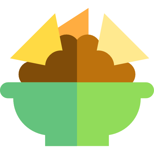 image free stock Icon png svg . Nachos clipart.