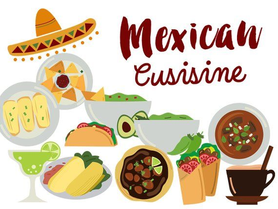 banner black and white stock Mexico clip art mexican. Nachos clipart food item.