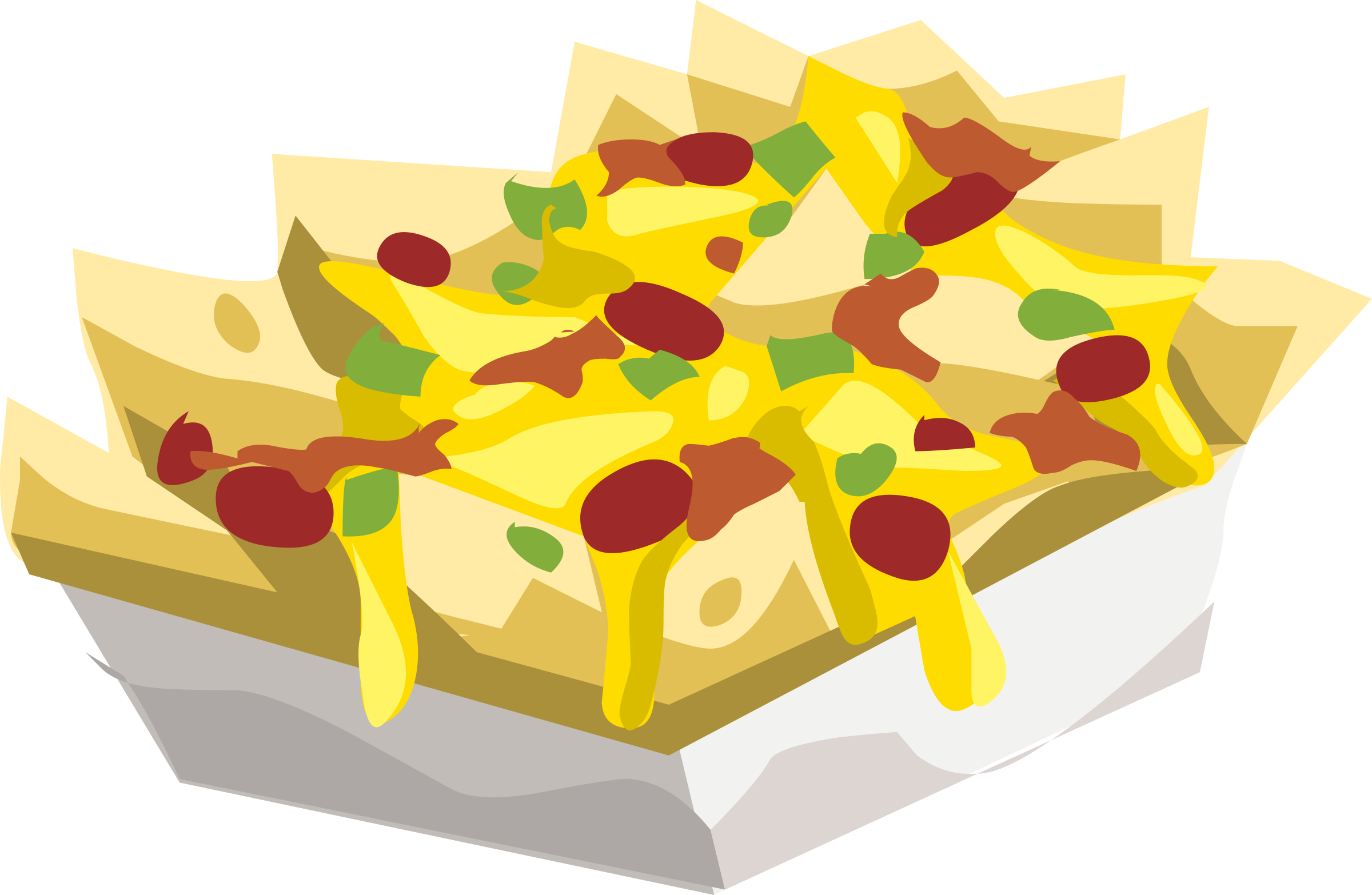 clip art library stock Nachos clipart food item.  collection of free.