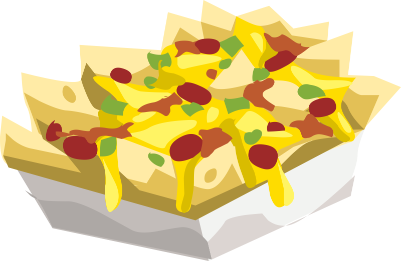 png transparent  collection of and. Nachos clipart meal.