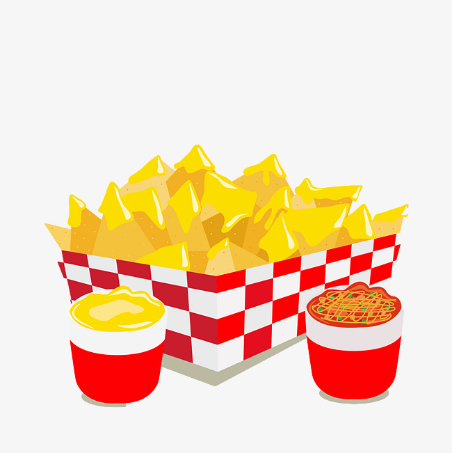 graphic royalty free Nachos clipart meal. Floating cornflakes suspension corn.