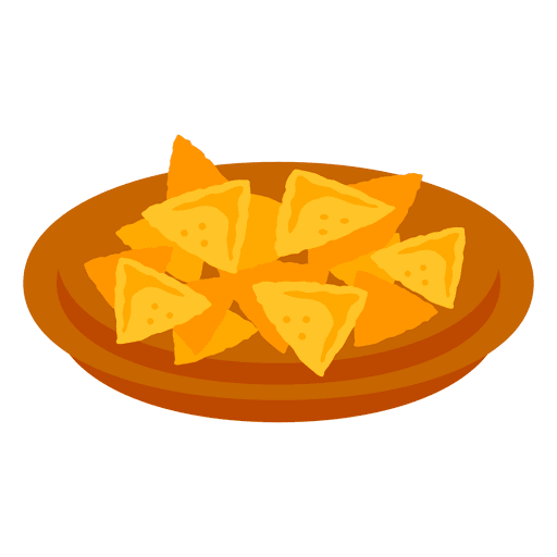 picture transparent library Nachos clipart vector. Cartoon food transparent png.