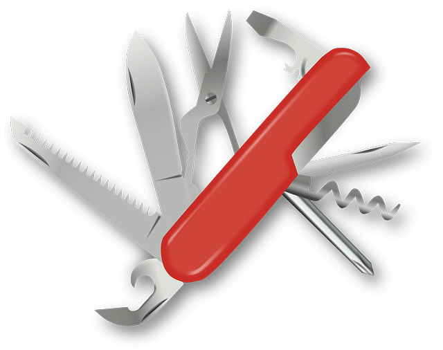 graphic download The Best Swiss Army Knife