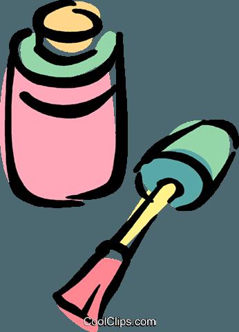 royalty free download Clipart Of Nail Polish at GetDrawings