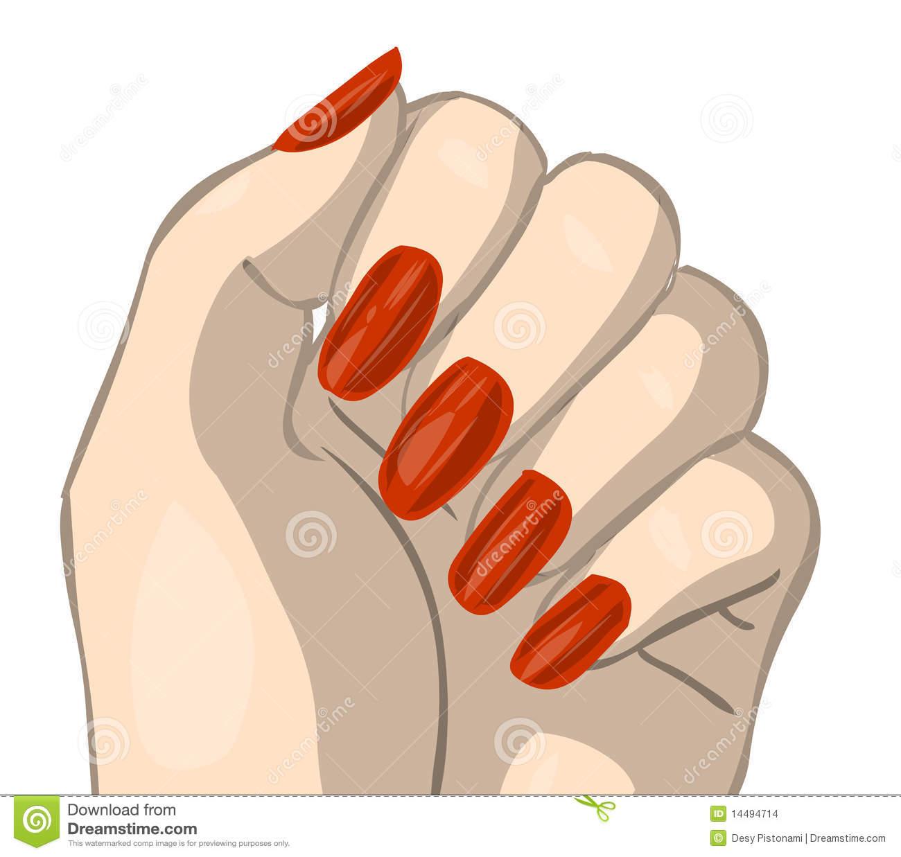 clip art download Free finger nail cliparts. Nails clipart