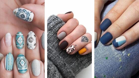 image royalty free library Nails drawing short nail.  most beautiful designs