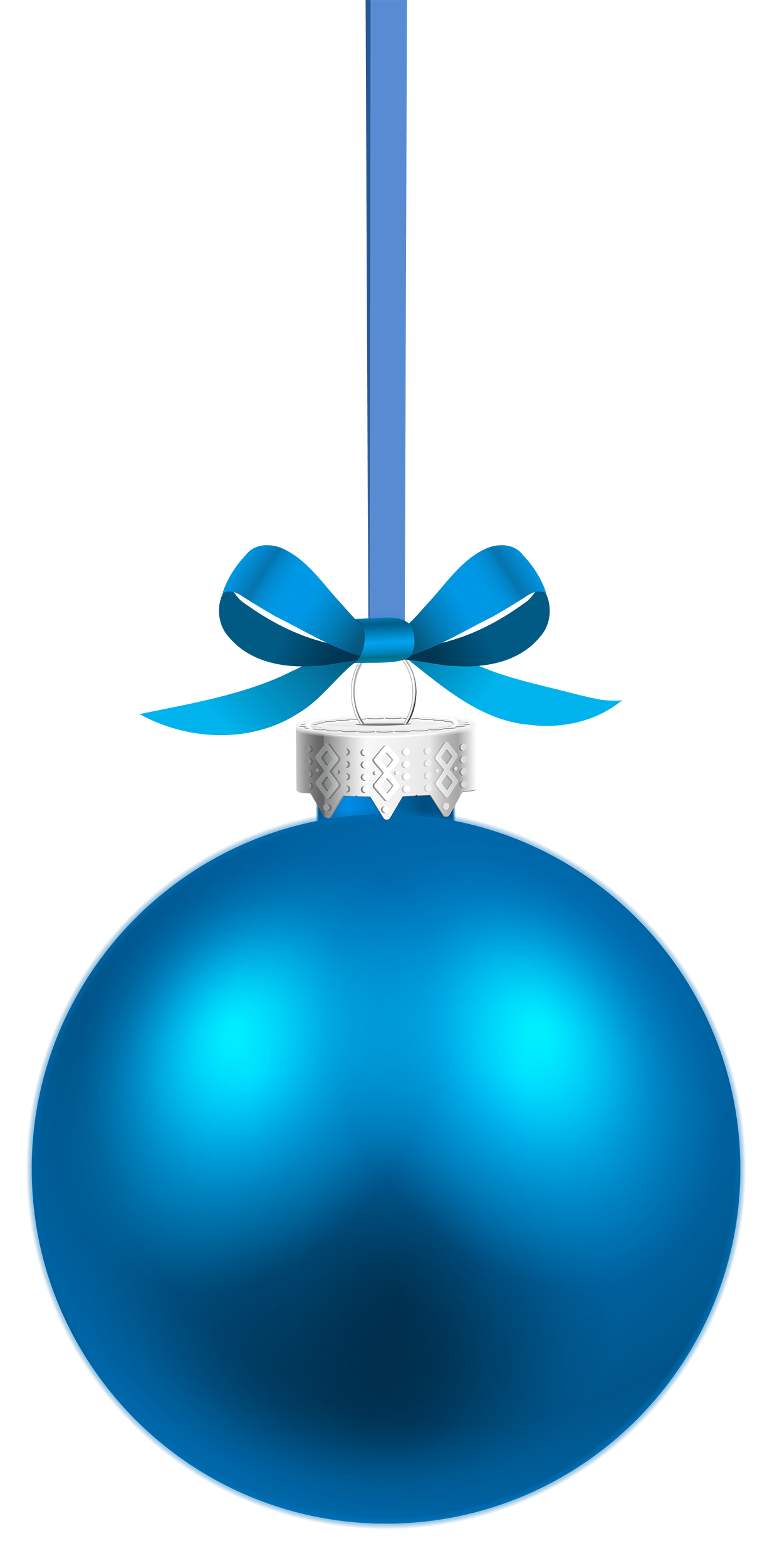 vector black and white Name clipart file. Blue hanging christmas ball