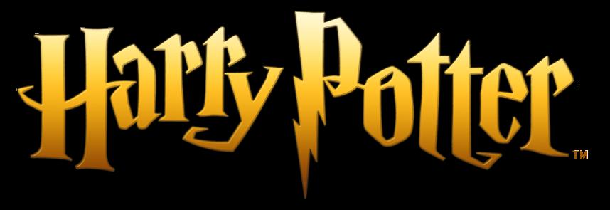 download Harry potter logo png. Name clipart file