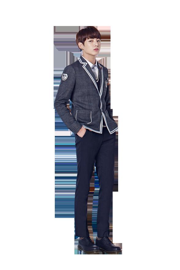 jpg library BTS For Smart School Uniform