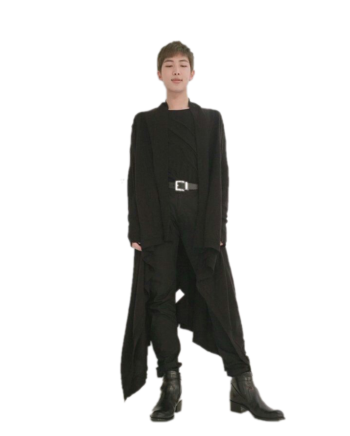 clip royalty free namjoon transparent standing #114629228
