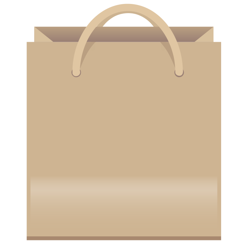 stock A paper bag or paper sack is a preformed container made of paper