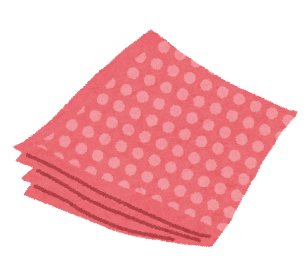 clipart black and white library Png transparent images all. Napkin clipart handkerchief.