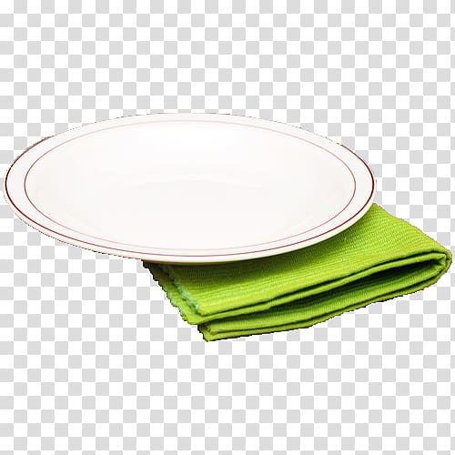 clipart transparent library Tableware plates and napkins. Napkin clipart plate napkin.